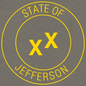 State of Jefferson T-Shirts - Men's Premium Long Sleeve T-Shirt