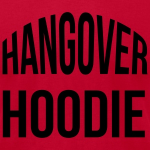 Hangover Hoodies - Men's T-Shirt by American Apparel