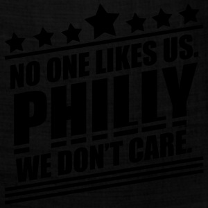 Philly No One Likes Us We Don't Care T-Shirts - Bandana