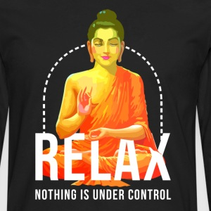 Relax T-Shirts - Men's Premium Long Sleeve T-Shirt