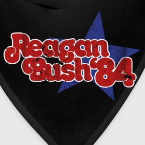 Reagan bush 1984 republican 84 - Bandana