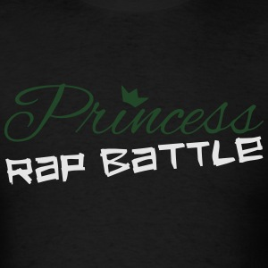Princess Rap Battle logo Sweatshirts - Men's T-Shirt
