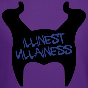 Illinest Villainess (Princess Rap Battle) Hoodies - Crewneck Sweatshirt
