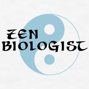 Zen Biologist - Men's T-Shirt