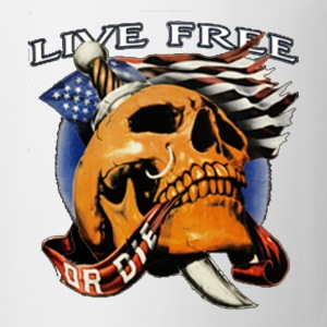 Live Free or Die T-Shirts - Coffee/Tea Mug