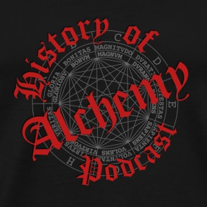 alchemy vector Other - Men's Premium T-Shirt