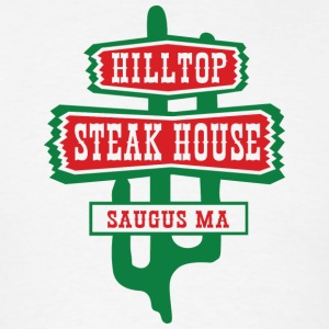 Throwback Boston Hilltop Steak House Classic Hoodies - Men's T-Shirt