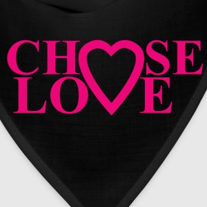 Choose Love Women's T-Shirts - Bandana