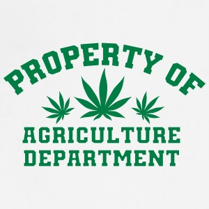Property Of Agriculture Department - Adjustable Apron