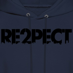 Re2pect T-Shirts - Men's Hoodie