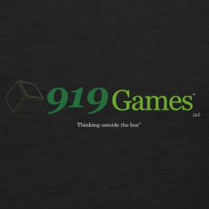 919games_Official_Logo T-Shirts - Men's Premium Tank