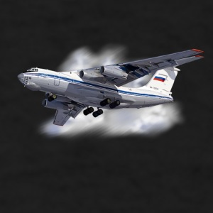 IL-76 Mugs & Drinkware - Men's T-Shirt