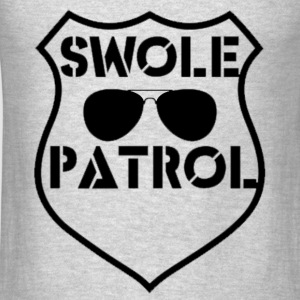 Swole Patrol - Men's T-Shirt