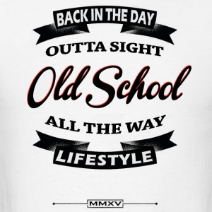 OLD SCHOOL LIFESTYLE Hoodies - Men's T-Shirt