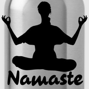 Namaste Yoga Meditation  - Water Bottle