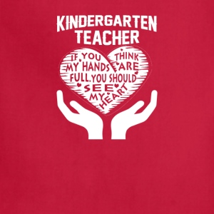 Kindergarten Teacher - Adjustable Apron