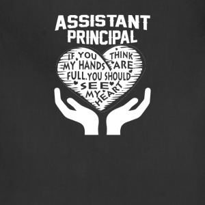 Assistant Principal - Adjustable Apron