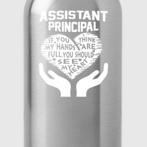 Assistant Principal - Water Bottle