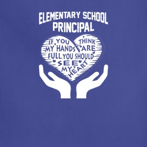 Elementary Principal - Adjustable Apron