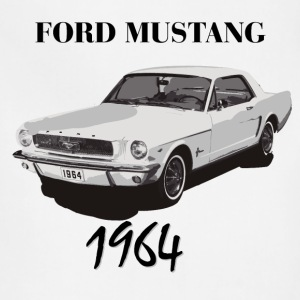 Ford Mustang 1964 Phone & Tablet Cases - Adjustable Apron