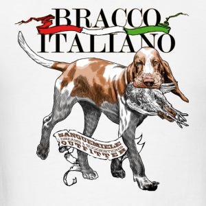 bracco italiano LT Hoodies - Men's T-Shirt