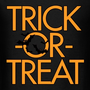 Trick or Treat Halloween - Men's T-Shirt