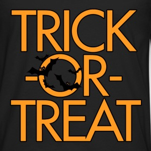 Trick or Treat Halloween - Men's Premium Long Sleeve T-Shirt