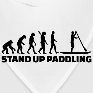 Evolution Stand up paddling T-Shirts - Bandana