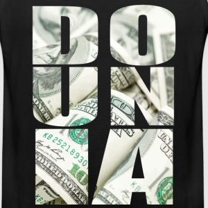 money dounia dollar - Men's Premium Tank