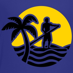 Stand up paddling Kids' Shirts - Toddler Premium T-Shirt