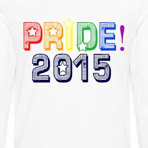 pride 2015 T-Shirts - Men's Premium Long Sleeve T-Shirt