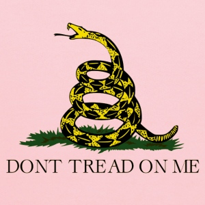 Don't Tread On Me - Kids' Hoodie