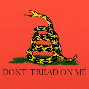 Don't Tread On Me - Tote Bag