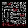 Jiu-Jitsu Resistance is Futile - White Text - Men's Premium T-Shirt