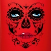 Sugar Skull Makeup Mugs & Drinkware - Full Color Mug