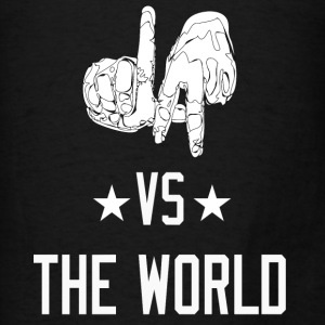 L.A. vs. The World - Men's T-Shirt