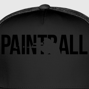 paintball T-Shirts - Trucker Cap