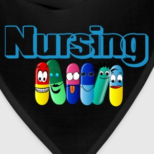 Nursing, Happy Pills - Bandana