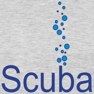 scuba T-Shirts - Men's Premium Long Sleeve T-Shirt