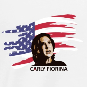Carly Fiorina President Other - Men's Premium T-Shirt