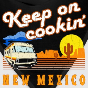 Keep On Cookin' (vintage distressed look) - Bandana