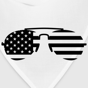 Sunglasses USA Tanks - Bandana