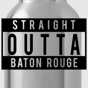 Straight Outta Baton Rouge T-Shirts - Water Bottle