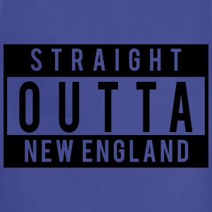Straight Outta New England T-Shirts - Adjustable Apron