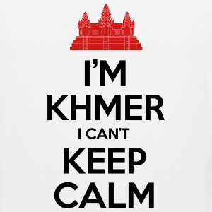 i'm Khmer I Can't Keep Calm Hoodies - Men's Premium Tank