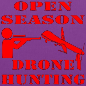 Open Season Drone Hunting  - Tote Bag