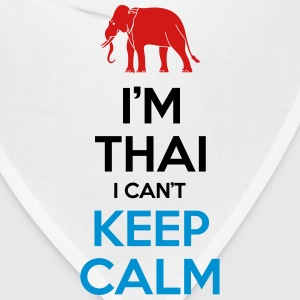 i'm Thai i Can't Keep Calm Tank Tops - Bandana