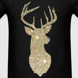 Golden Deer Head Baby & Toddler Shirts - Men's T-Shirt