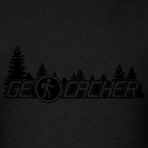 geocacher Hoodies - Men's T-Shirt
