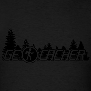 geocacher Long Sleeve Shirts - Men's T-Shirt